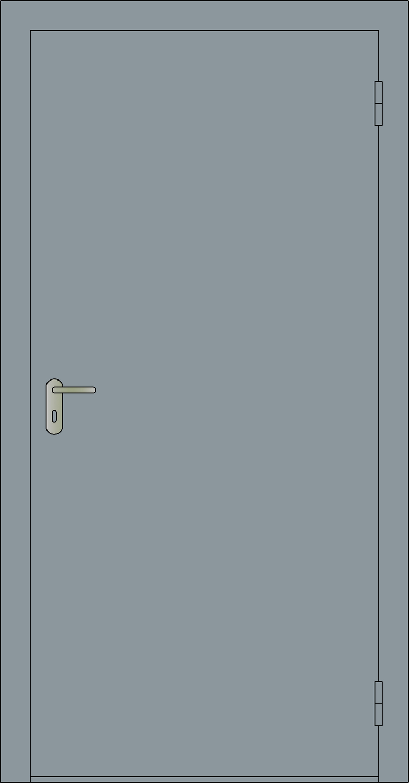 двери противопожарные металлические класс стойкости 60 мин