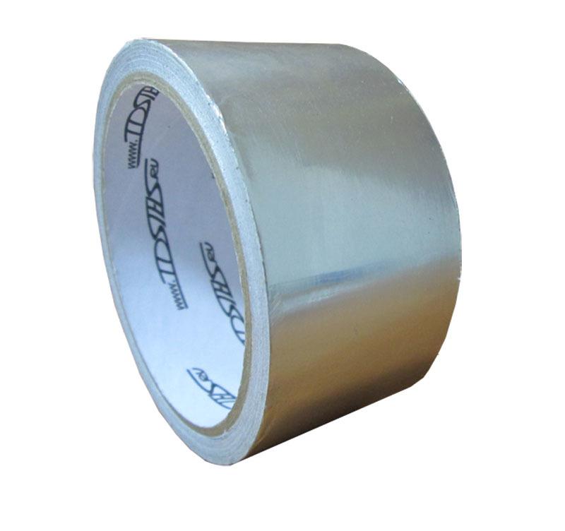 Алюминиевая клейкая лента 50мм х 25м TDStels