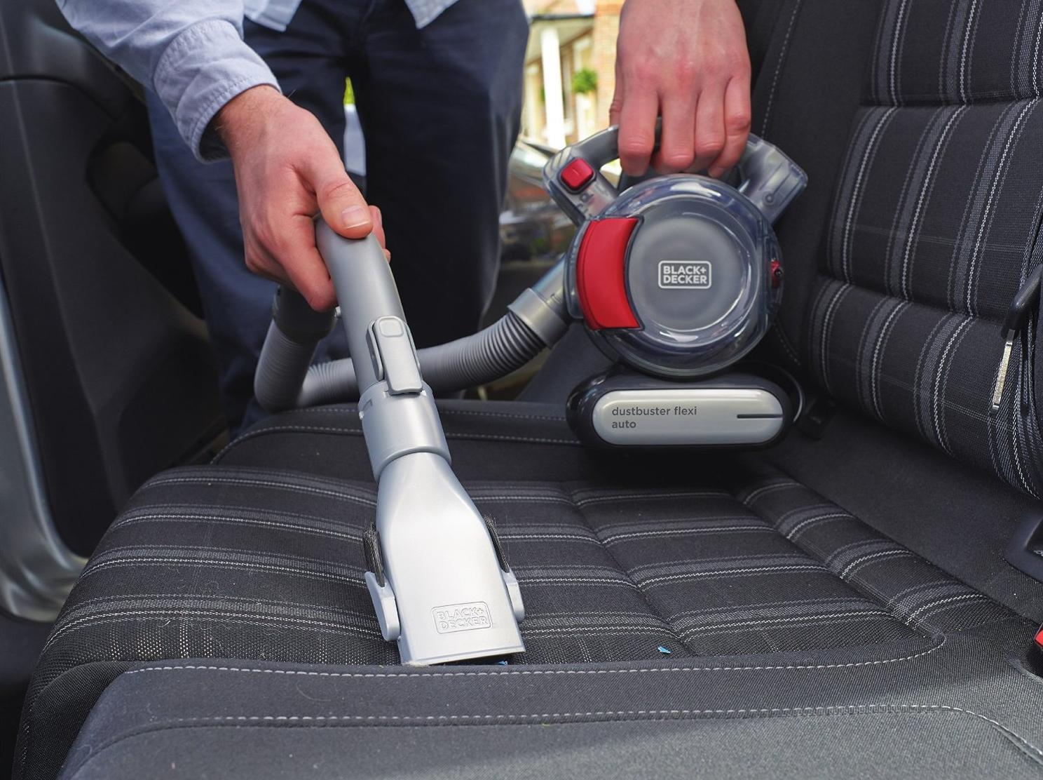 купить автомобильный пылесос