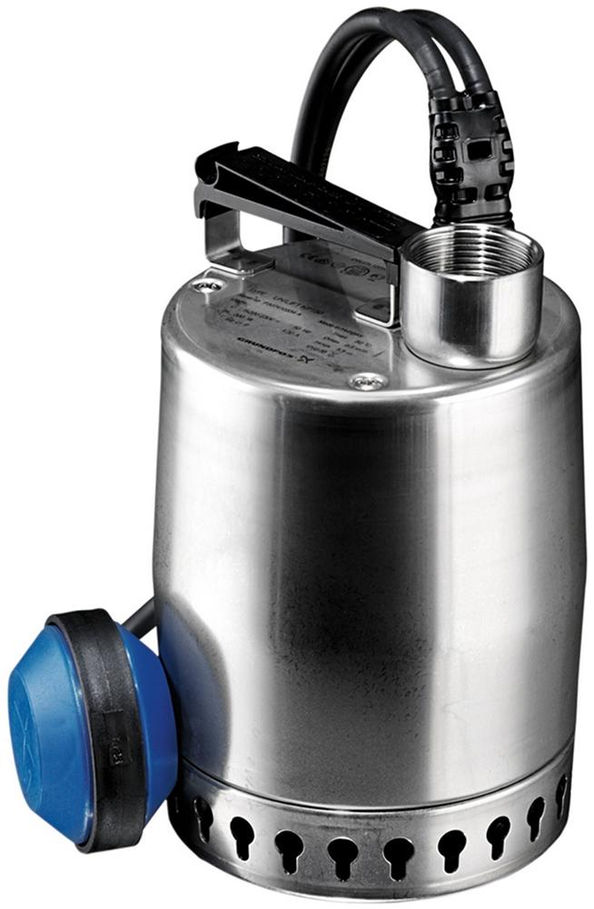 Купить со скидкой Unilift KP350-A1 013N1800 Насос дренажный (поплавковый выкл., подача 14 м³/ч, напор 9 м, глубина 7 м