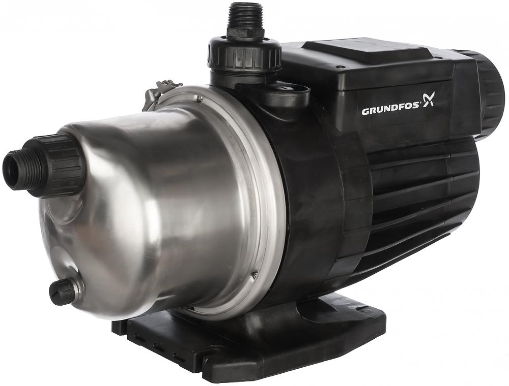 Купить со скидкой MQ3-45 A-O-A-BVBP 96515415 Насосная установка (расход 3 м³/ч, напор 23 м, 7.5 бар, 1000 Вт) Grundfos