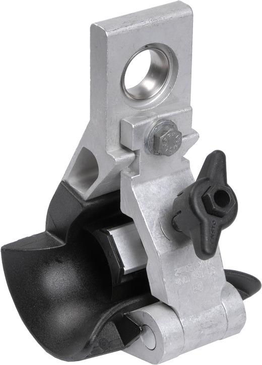 Купить со скидкой UZA-15-D25-D120-30-60-18 Промежуточный зажим ЗПС 2х25-4х120-1800-30 (SO130 02) Упаковка (40 шт.) IEK