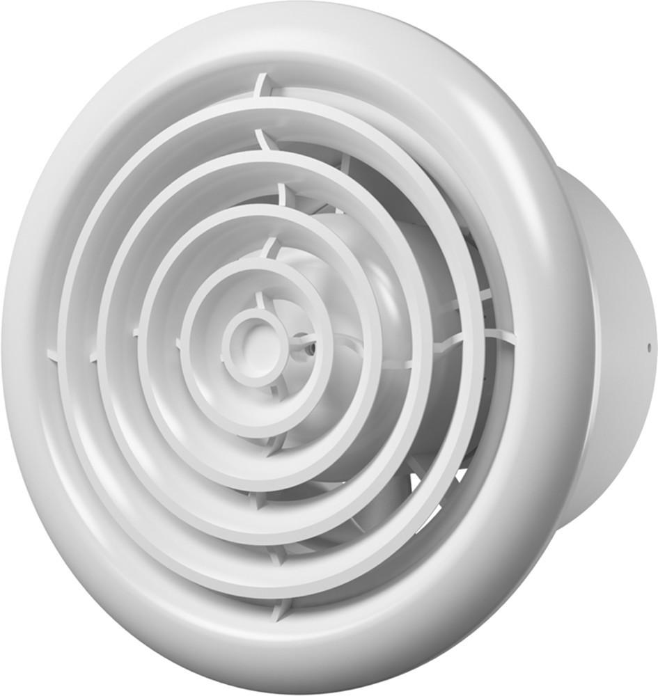 Эра Flow 6 BB Вентилятор накладной 160 мм (300 м³/ч, 220 В, 22 Вт, 38 дБ, ш/подшипники, защита, IP24, белый) ERA