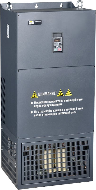 Купить со скидкой CNT-L620D33V185-200TEL Преобразователь частоты CONTROL-L620 380В, 3Ф 185-200 kW 340-380A IEK