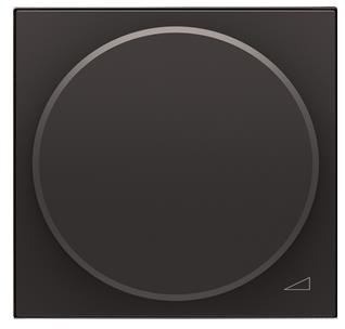 Купить со скидкой Zenit 2CLA226030N1801 Светорегулятор поворотный (250 Вт, подсветка, под рамку, скрытая установка, 2