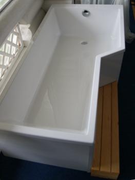 ванна правосторонняя Jacob Delafon Bain Douche Neo E6d002r 00 170х90 70 см