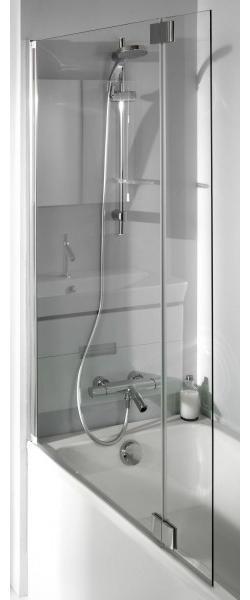 экран на ванну 142х111 см Jacob Delafon Bain Douche Neo E4930 Ga двойная панель
