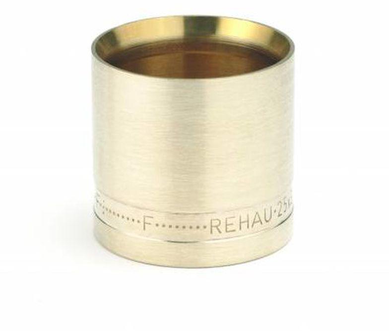 Купить со скидкой 11395821001 Гильза монтажная (32 мм, латунь) REHAU