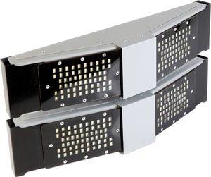 Фото Светотроника Шеврон SVT-Str U-V-75-250-DUO Универсальный светодиодный светильник (150Вт, 5000К, 15910Лм, CRI70, IP67, V-образный)