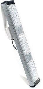 Фото Светотроника Шеврон SVT-Str M-S-100-400-C Магистральный консольный светодиодный светильник (100Вт, 5000К, 11000Лм, CRI70, IP65)