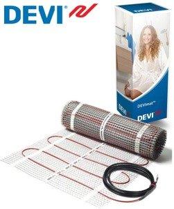 Фото DEVI 83030580 Нагревательный мат двухжил. comfort™ 150T (DTIR-150) 1050 Вт 0,45 x 14 м