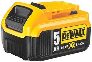 Фото DeWALT DCB144-XJ Аккумуляторная батарея (14.4 В, 5.0 Ач)