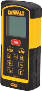 Фото DeWALT DW03101-XJ Дальномер лазерный (0.05-100 м, точность 1 мм/м, 11 функции, IP65)