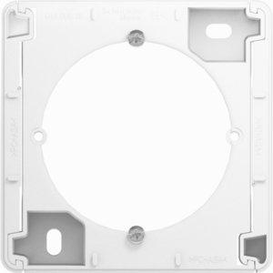 Фото Schneider Electric Glossa GSL000100 Коробка для наружного монтажа (горизонтальная, белая)