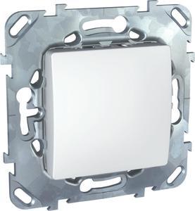 Фото Schneider Electric Unica MGU5.866.18ZD Заглушка (под рамку, скрытая установка, белая)