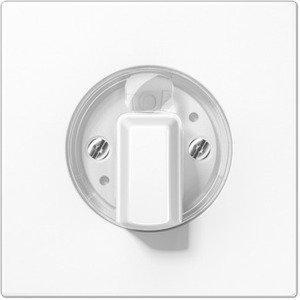 Фото Jung LS990 LS941WW Крышка для поворотного выключателя и таймера (белая)