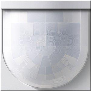 Фото Gira System55 230127 Крышка для датчика движения Standard System 2000 (белая матовая)