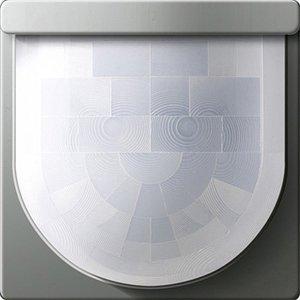 Фото Gira System55 2301600 Крышка для датчика движения Standard System 2000 (сталь)