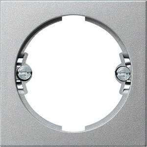 Фото Gira System55 066026 Крышка для светового сигнала (алюминий)