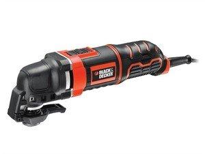 Фото Black&Decker MT300KA-QS Многофункциональный инструмент (300 Вт, 220 В, 10000-22000 кол/мин, 11 насадок)