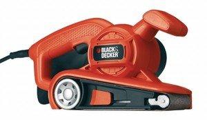 Фото Black&Decker KA86-QS Ленточная шлифовальная машина (720 Вт, 206 м/мин, 75х150 мм)