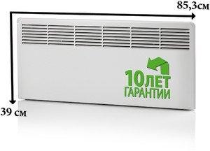 Фото Ensto FinnHeat EPHBM10PR Электрический конвектор 1 кВт (механический термостат)