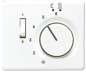 Фото Jung SL500 SLFTR231PLWW Крышка для терморегулятора (белая)