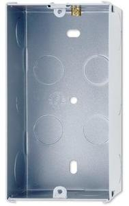 Фото Jung WB115-230 Коробка двойная для скрытого монтажа (металл)