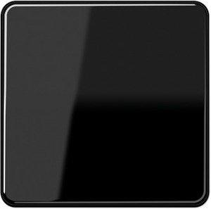 Фото Jung CD500 CD1561.07SW Клавиша для нажимного диммера (черная)