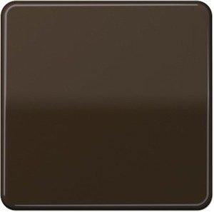 Фото Jung CD500 CD1561.07BR Клавиша для нажимного диммера (коричневая)