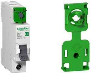 Фото Schneider Electric EZ9A26982 Пломбируемая клеммная заглушка для авт. выкл. =S=