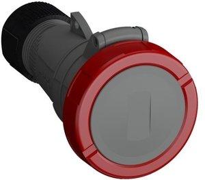 Фото ABB 2CMA101136R1000 Easy&Safe Розетка кабельная 416EC6W, 16А, 3P+N+E, IP67, 6ч