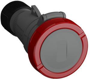 Фото ABB 2CMA101159R1000 Easy&Safe Розетка кабельная 432EC6W, 32А, 3P+N+E, IP67, 6ч
