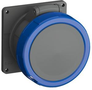 Фото ABB 2CMA101308R1000 Easy&Safe Розетка с прямым фланцем 232ERU6W,32A,2P+E,IP67,6ч