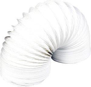 Фото Era 12.5PF2 Воздуховод круглый гофрированный гибкий Ø125 мм (пластик, L до 2 м)