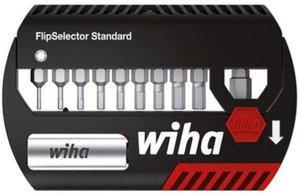 Фото Wiha Standard 39039 Набор бит HX 25 мм (Cr-V, пласт. бокс, 11 шт)