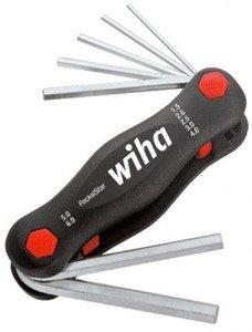 Фото Wiha PocketStar 23037 Набор ключей шестигранных 95 мм (Cr-V, 7 шт)