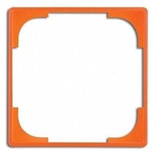 Фото ABB Basic55 2CKA001726A0225 Вставка декоративная в рамку (оранжевая)