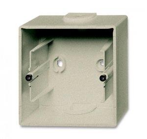 Фото ABB Basic55 2CKA001799A0962 Коробка для открытого монтажа (шампань)