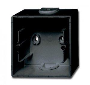 Фото ABB Basic55 2CKA001799A0965 Коробка для открытого монтажа (chateau-черный)