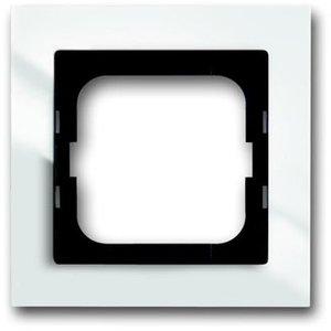 Фото ABB Busch-axcent 2CKA001754A4331 Рамка 1-постовая (белая)