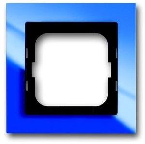 Фото ABB Busch-axcent 2CKA001754A4343 Рамка 1-постовая (синяя)