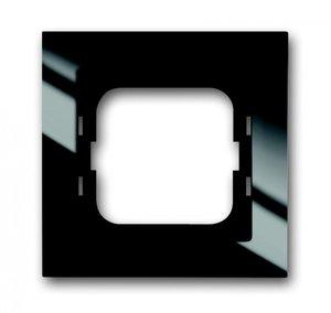 Фото ABB Busch-axcent 2CKA001754A4409 Рамка 1-постовая (черная)