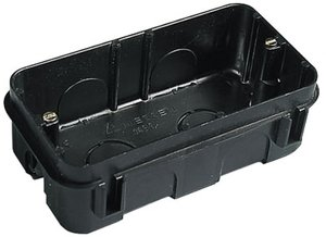 Фото ABB Zenit 2CLA049940A1001 Монтажная коробка для сплошных стен (4 модуля)