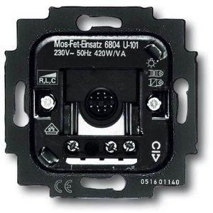 Фото ABB Busch-Jaeger 2CKA006800A2219 Датчик движения с полевым МОП-транзистором (420 Вт, механизм, с/у)