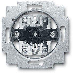Фото ABB Busch-Jaeger 2CKA001101A0567 Выключатель жалюзийный поворотный (10 А, без фиксации, механизм, скрытая установка)