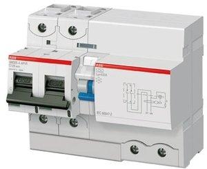 Фото ABB DS802N 2CCC892006R0841 Выключатель дифференциального тока двухполюсный 125A 1000 мА (тип A)