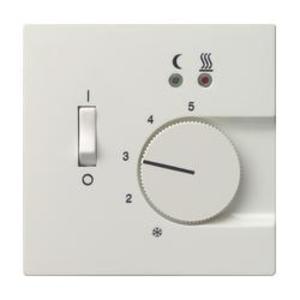 Фото Gira S-Color 149440 Крышка для терморегулятора (датчик, белая)