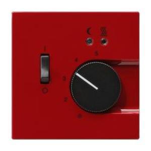 Фото Gira S-Color 149443 Крышка для терморегулятора (датчик, красная)