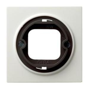 Фото Gira S-Color 065940 Крышка для светового сигнала с байонетным замком (белая)